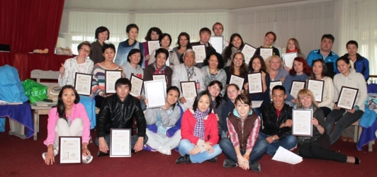 Руководители добровольческих НПО Республики разработают совместный план реализации волонтерских программ.